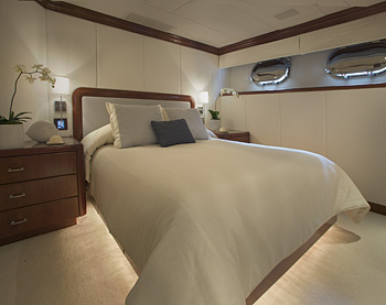 The Owner's Stateroom