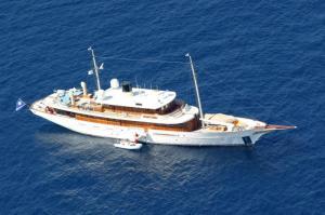 Superyacht vajoliroja