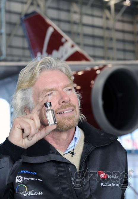 Richard Branson - Always The Inivator
