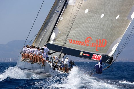 Alfa Romeo at the Superyacht Cup 2007