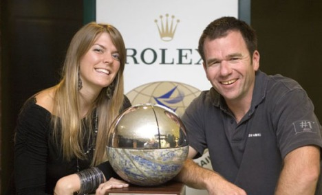 ISAF Rolex World Sailor of the Year Awards 2006