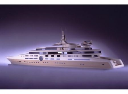 Megayacht ECLIPSE will eclipse all other luxury yachts.
