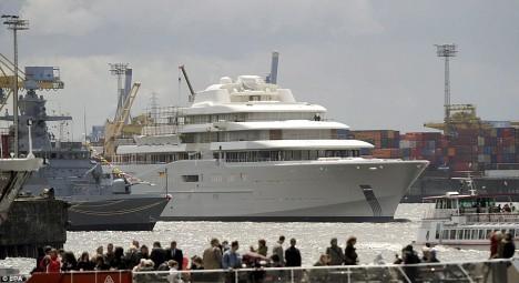 Motor yacht ECLIPSE