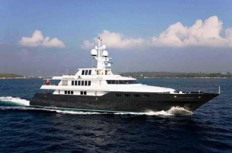 49m Codecasa Yacht CYAN