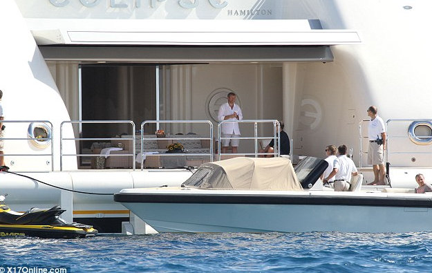 Roman Abramovich Luxury Yachts And Fame Celebrities On Yachts