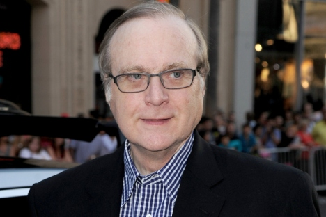 Paul Allen - Photo by Kevin Winter/Getty Images