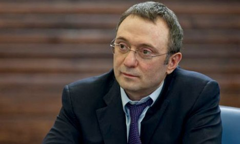 Suleiman Kerimov - Image by Celebfamily