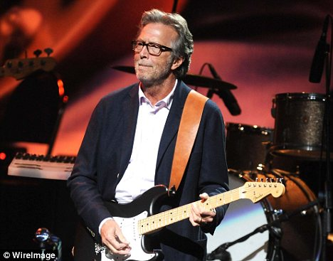 Eric Clapton - WireImage