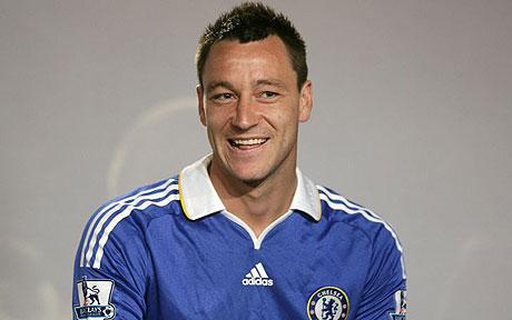 Chelsea Captain John Terry - Image credit to telegraph.co.uk