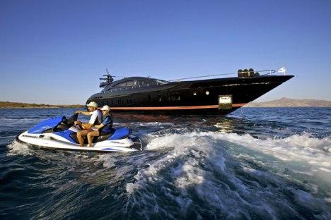 Luxury Motor Yacht OPATI