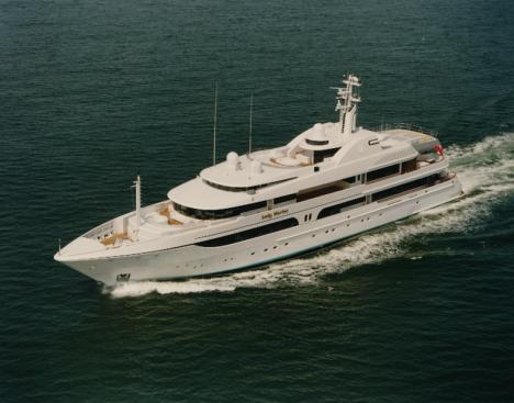 Motor Yacht LADY MARINA