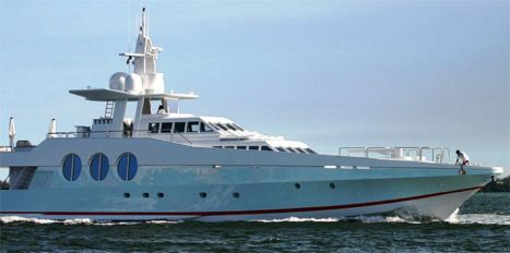 Oceanfast Superyacht NEVER SAY NEVER